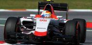 Roberto Merhi subido al Manor - LaF1.es