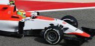 Roberto Merhi con el Manor en Baréin - LaF1