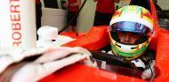 Roberto Merhi en Sakhir, Baréin - LaF1