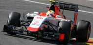 Roberto Merhi en Bélgica - Laf1