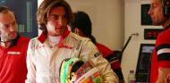 Roberto Merhi en Hungría 2015 - LaF1