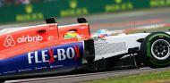 Roberto Merhi y Will Stevens en Silverstone - LaF1