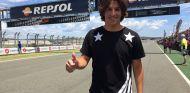 Roberto Merhi en el Ricardo Tormo - SoyMotor.com