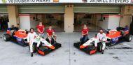 Manor sigue sin revelar la alineación de pilotos de 2016 - LaF1