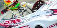 Roberto Merhi en uno de los karts de resistencia © Merhi – SoyMotor.com