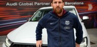 Lionel Messi ha vuelto a dejar claro su gusto por los coches de muy altas prestaciones - SoyMotor.com