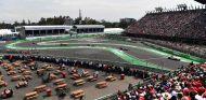 El Autódromo Hermanos Rodríguez durante el GP de México de 2016 - SoyMotor