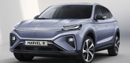 MG Marvel R Electric 2021: en mayo será realidad en Europa - SoyMotor.com