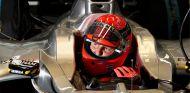 Michael Schumacher en 2012, su último año en la Fórmula 1 - LaF1