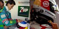 El homenaje de Mick Schumacher a su padre en Spa - SoyMotor.com