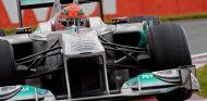 Los expertos se alarman por la pérdida de peso de Michael Schumacher