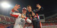 Vettel le dedica su triunfo en la ROC a Schumacher - LaF1