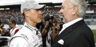 El ex representante de Schumacher quiere recordar sus buenos momentos - LaF1