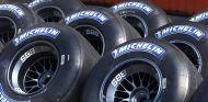 Neumáticos Michelin durante el GP de España 2001 - SoyMotor.com