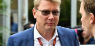 Mika Häkkinen en Austin - SoyMotor.com