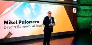 Mikel Palomero en la presentación del Seat Mii Electric - SoyMotor.com