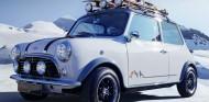 El Mini clásico vuelve a la vida convertido en obra de arte - SoyMotor.com