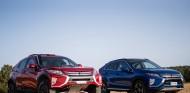 Cristina Gutiérrez estrena el nuevo Mitsubishi Eclipse Cross Proto en la Baja Aragón - SoyMotor.com