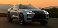 Mitsubishi e-Evolution Concept - SoyMotor.com