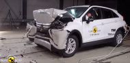 Mitsubishi Eclipse Cross Crash Test EuroNCAP - SoyMotor.com