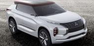 El Mitsubishi GT-PHEV Concept estará acompañado en París por el SUV 100% eléctrico eX Concept - SoyMotor