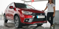 Mitsubishi ASX 2018: presentado de la mano de Cristina Gutiérrez - SoyMotor.com