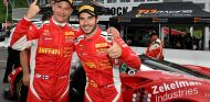Molina se afianza en el liderato de la Pirelli World Challenge