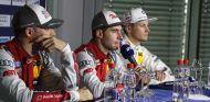 Miguel Molina habla en rueda de prensa en Hockenheim - LaF1