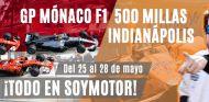 Sigue las 500 Millas de Indianápolis en SoyMotor.com