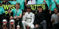 Billy Monger, con el equipo Mercedes en Silverstone - SoyMotor.com