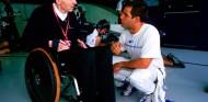 Frank Williams y Juan Pablo Montoya en 2003 - SoyMotor