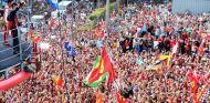 El podio de Monza es el más espectacular del año - LaF1.es