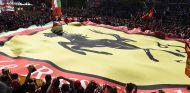 Invasión de pista de los tifosi tras el GP de Italia de 2015 - LaF1