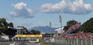 La salida de la 'Parabólica' en el circuito de Monza - LaF1