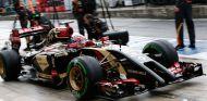 Lotus optará por un morro mas convencional a partir de 2015 - LaF1.es