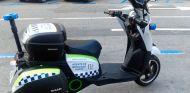 La policía de Madrid, equipada con ocho coches y diez motos eléctricos - SoyMotor.com