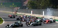 Los fabricantes buscan ideas para solucionar la crisis de la F1 - LaF1