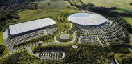 El MTC –McLaren Technology Center–, las instalaciones centrales de Woking – SoyMotor.com