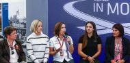 Evento de las mujeres en los deportes de motor durante el GP de Mónaco 2017 - SoyMotor.com
