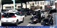 Multan a un coche autónomo por no ceder el paso a un peatón - SoyMotor.com