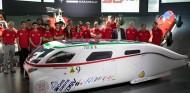 Emilia 4 LT, el coche solar de Ferrari para la World Solar Challenge 2019  - SoyMotor.com
