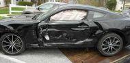 """El dueño de un Mustang, rey de las excusas: """"La culpa es de la ardilla"""" - SoyMotor.com"""