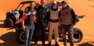 El ex-actor porno Nacho Vidal ante un nuevo objetivo: correr el Dakar - SoyMotor.com