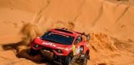 """Roma entra en el Top 5 del Dakar: """"Aprendemos cada día más"""" - SoyMotor.com"""