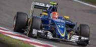Felipe Nasr en el pasado GP de China - LaF1