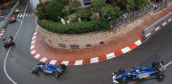 Felipe Nasr y Marcus Ericsson en Mónaco - LaF1