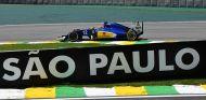 Felipe Nasr en Interlagos - SoyMotor.com