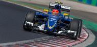 Felipe Nasr subido al C34 - LaF1.es