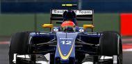 Felipe Nasr es optimista con el progreso de Sauber de cara a 2016 - LaF1