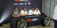 La Fórmula 2 usará neumáticos de 18 pulgadas a partir de 2020